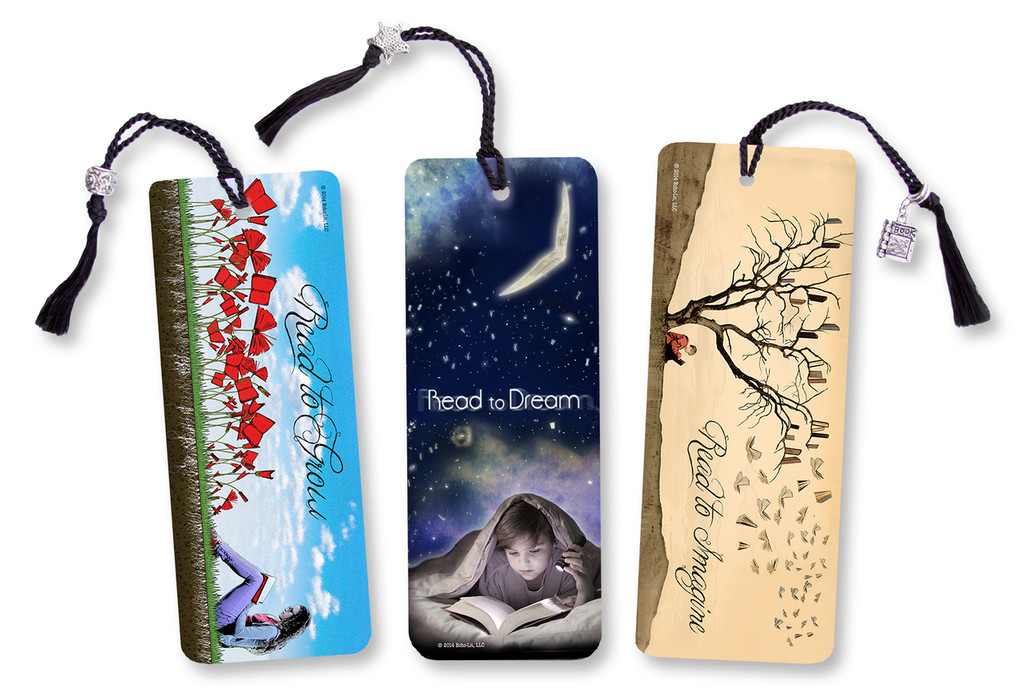 Why Read? Inspirational Bookmarks