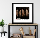 Tone Literary Term Art Print. Choose Fine Art Paper, Laminated, or Framed. Multiple Sizes Available