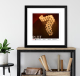 Plot Literary Term Art Print. Choose Fine Art Paper, Laminated, or Framed. Multiple Sizes Available