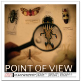 Point of View Literary Poster