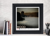 Mood Literary Term Art Print. Choose Fine Art Paper, Laminated, or Framed. Multiple Sizes Available