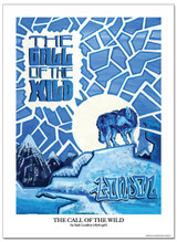 Call of the Wild Literary Poster