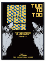 Two/To/Too Language Arts Poster