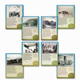 History Through Literature Poster Set