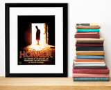 Horror Literary Genre. Educational Classroom Poster. Fine Art Paper, Laminated, or Framed. Multiple Sizes
