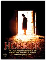 Horror Literary Poster