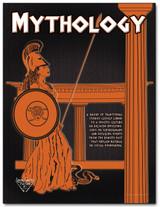 Mythology Literary Poster