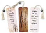 Motivational Classic Literary Bookmarks