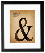 Popular Punctuation Poster Set -  Grammar and Writing Poster. Fine Art Paper, Laminated, or Framed. Multiple Sizes Available for Home, Office, or School.