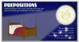 Prepositions- Parts of Speech Poster