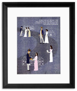 Persuasion - Jane Austen Literary Quote Print. Fine Art Paper, Laminated, or Framed. Multiple Sizes Available