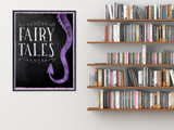Fairy Tales Library Print. Choose Fine Art Paper, Laminated, or Framed. Multiple Sizes Available