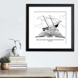 Mark Twain Book Literary Quote Print. Fine Art Paper, Laminated, or Framed. Multiple Sizes