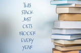 2021 and the Growing To Be Read Stack