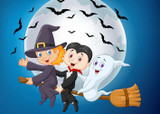 Witches and Vampires and Ghosts - Oh My!