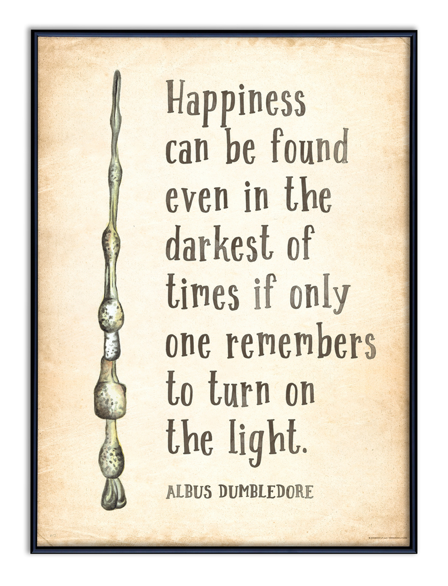 Harry Potter Quote Poster Set Of 3 Snape Sirius Dumbledore