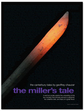 Miller's Tale Literary Poster