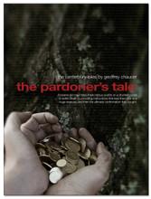 Pardoner's Tale Literary Poster