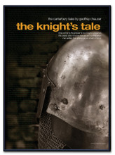 Knight's Tale Literary Poster