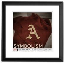 Symbolism Classoom Literary Poster