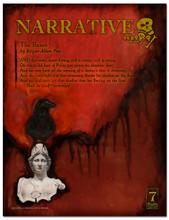 Narrative Literary Poster