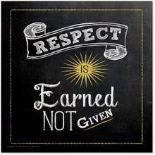 Chalkboard Style Guidance Poster Set of 8