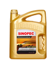 Sinopec Justar J500 SM/CF 10w-40 Engine Oil with Synthetic Technology