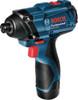 Bosch GDR 120-LI + GSR 120-LI Professional Combo Kit