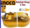 Ratchet Straps 5 ton - (HRSP5101) INGCO