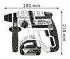 Bosch Cordless Rotary Hammer, Bosch GBH 18 VE professional