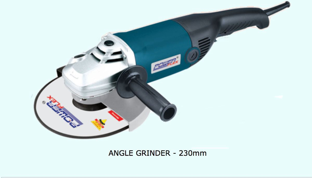 Powerflex Angle Grinder 9 Inch 230mm 2800W