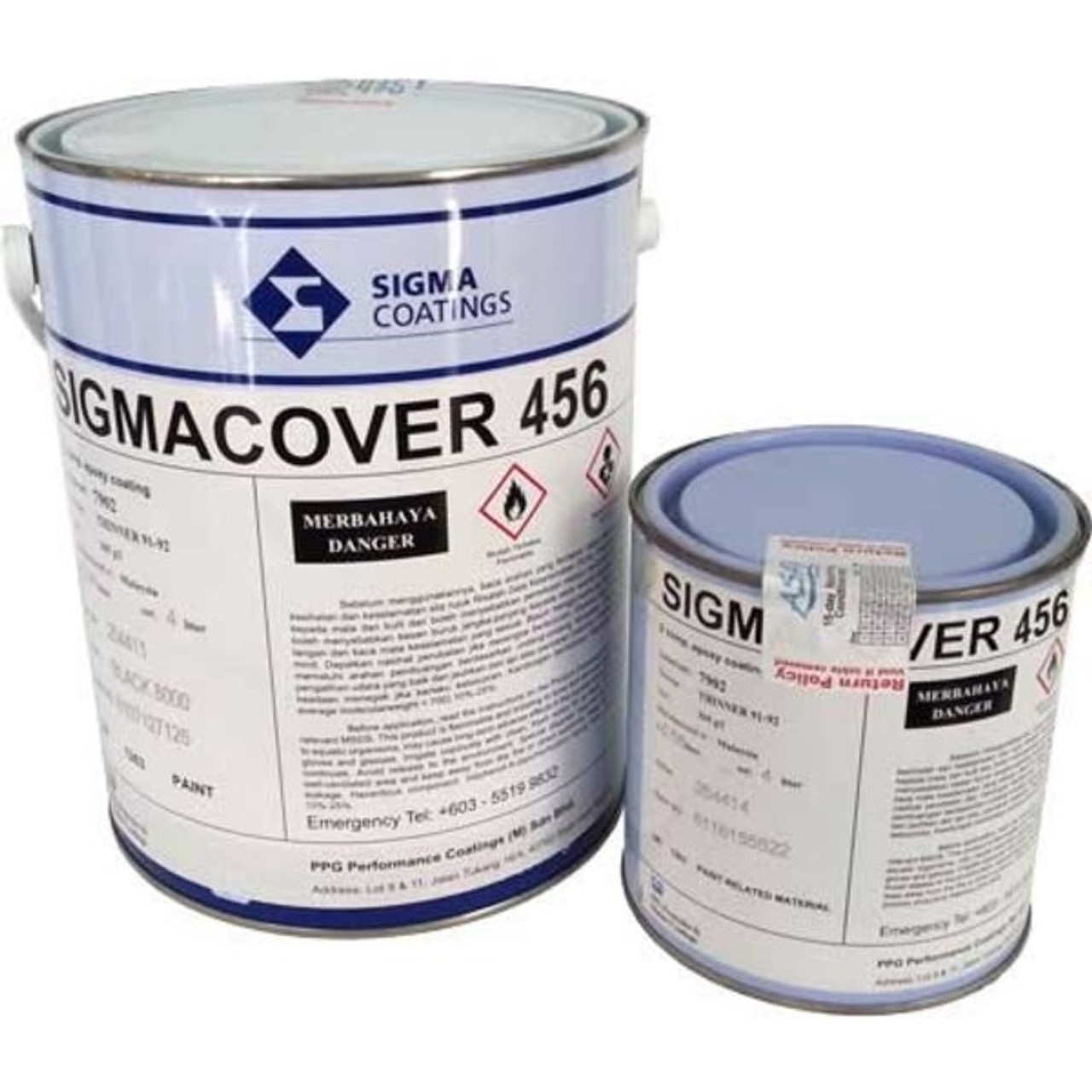Sigmacover 456 Sigma Marine paint- GZ Industrial Supplies
