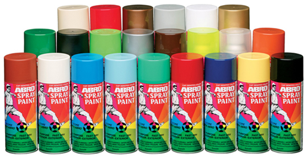 Spray Paint Red colour (ABRO)