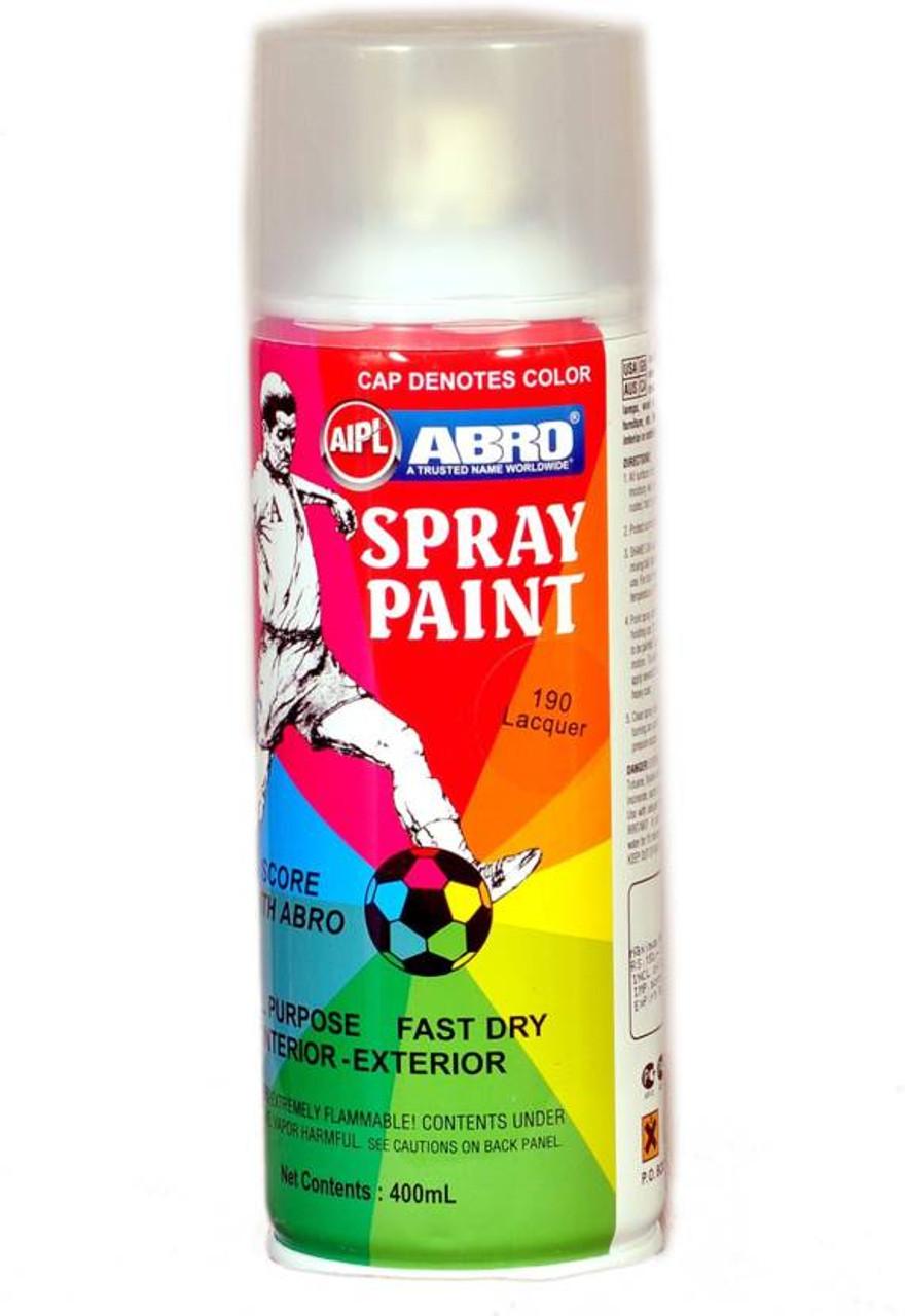 Spray Paint White colour (ABRO)