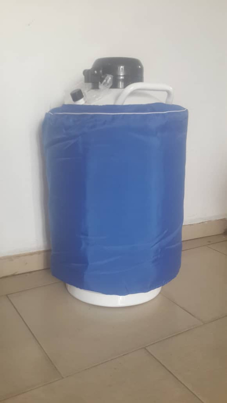 Jinxin Cryogenic Liquid Nitrogen Storage Tank 20 Cubic