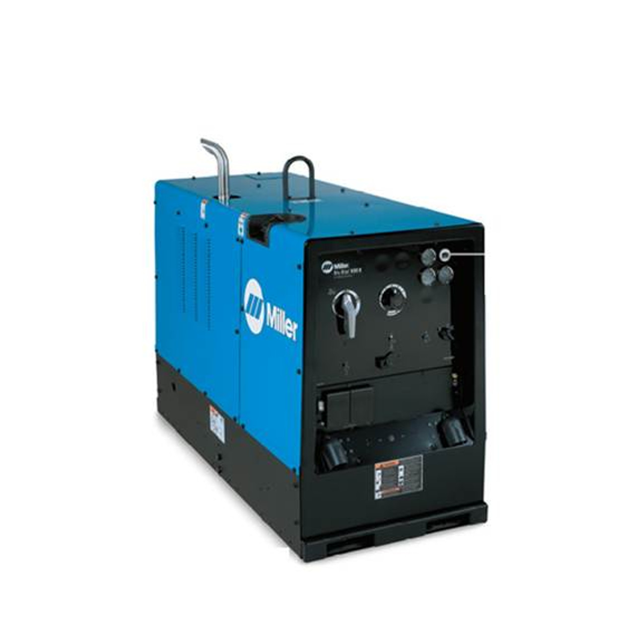 Miller Big Blue 500X (Engine Driven Powered by DEUTZ F3L2011 Engine)  welding machine