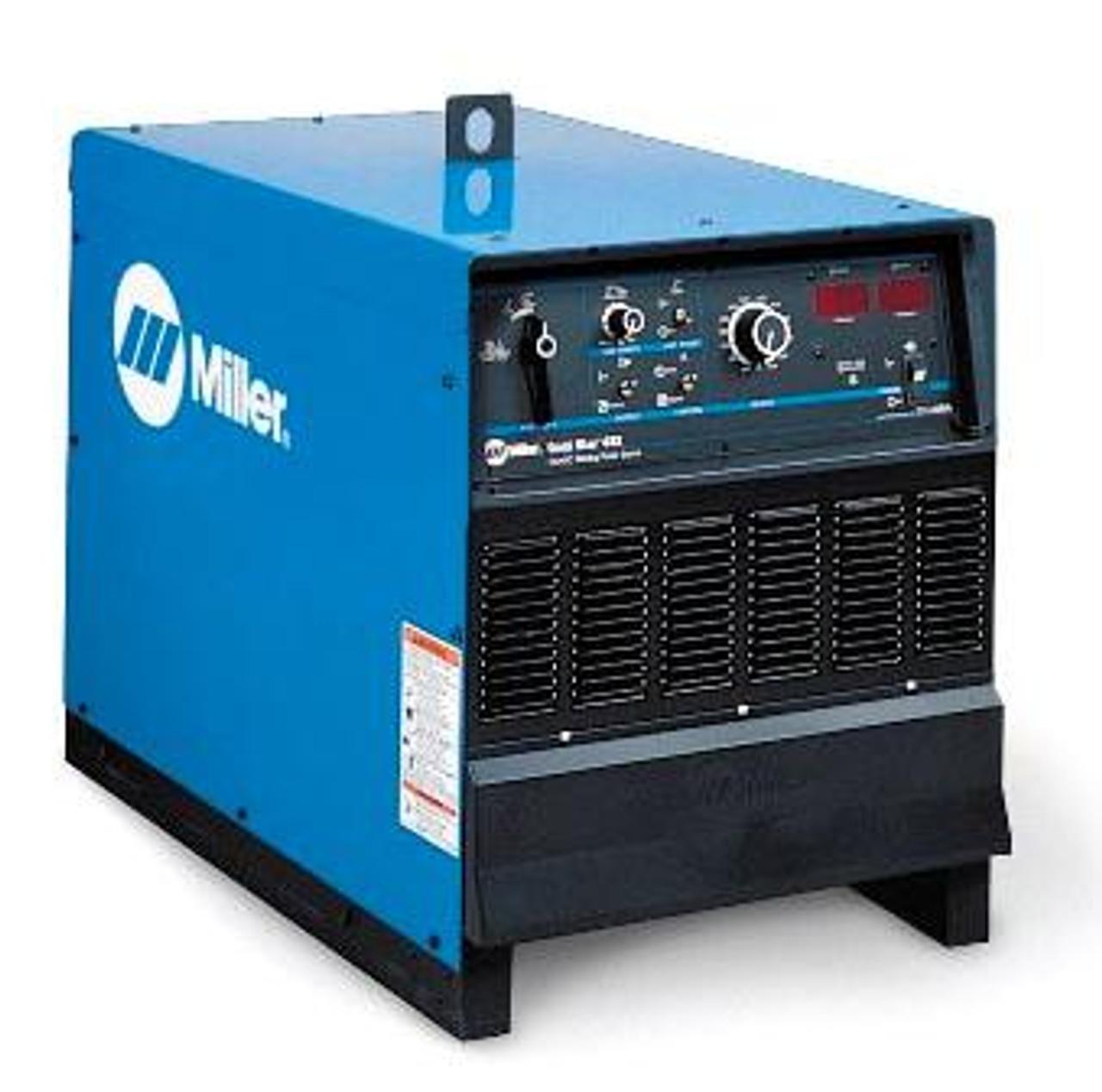 Miller DC Rectifier GoldStar 602 Electric Welding Machine