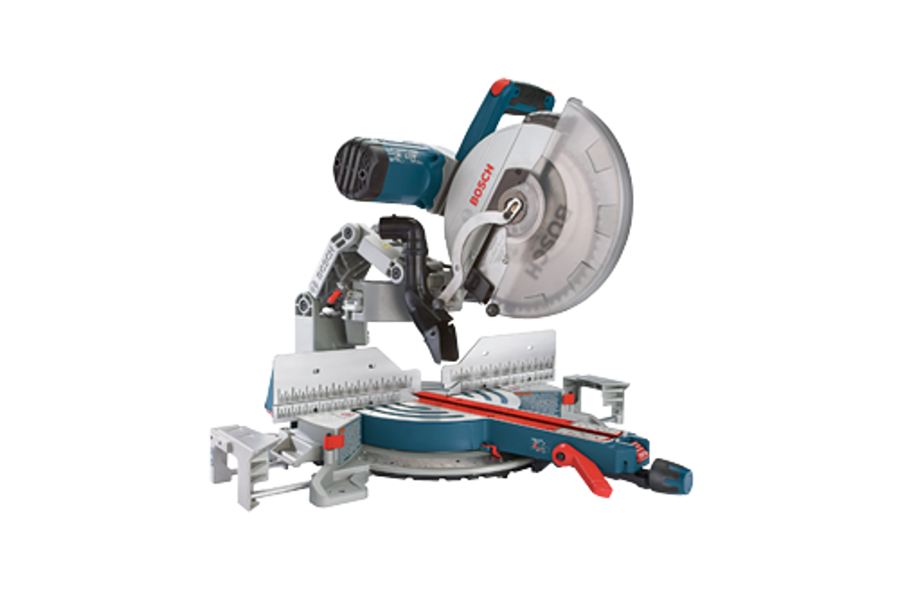 Bosch GCM 12 SD mitre saw