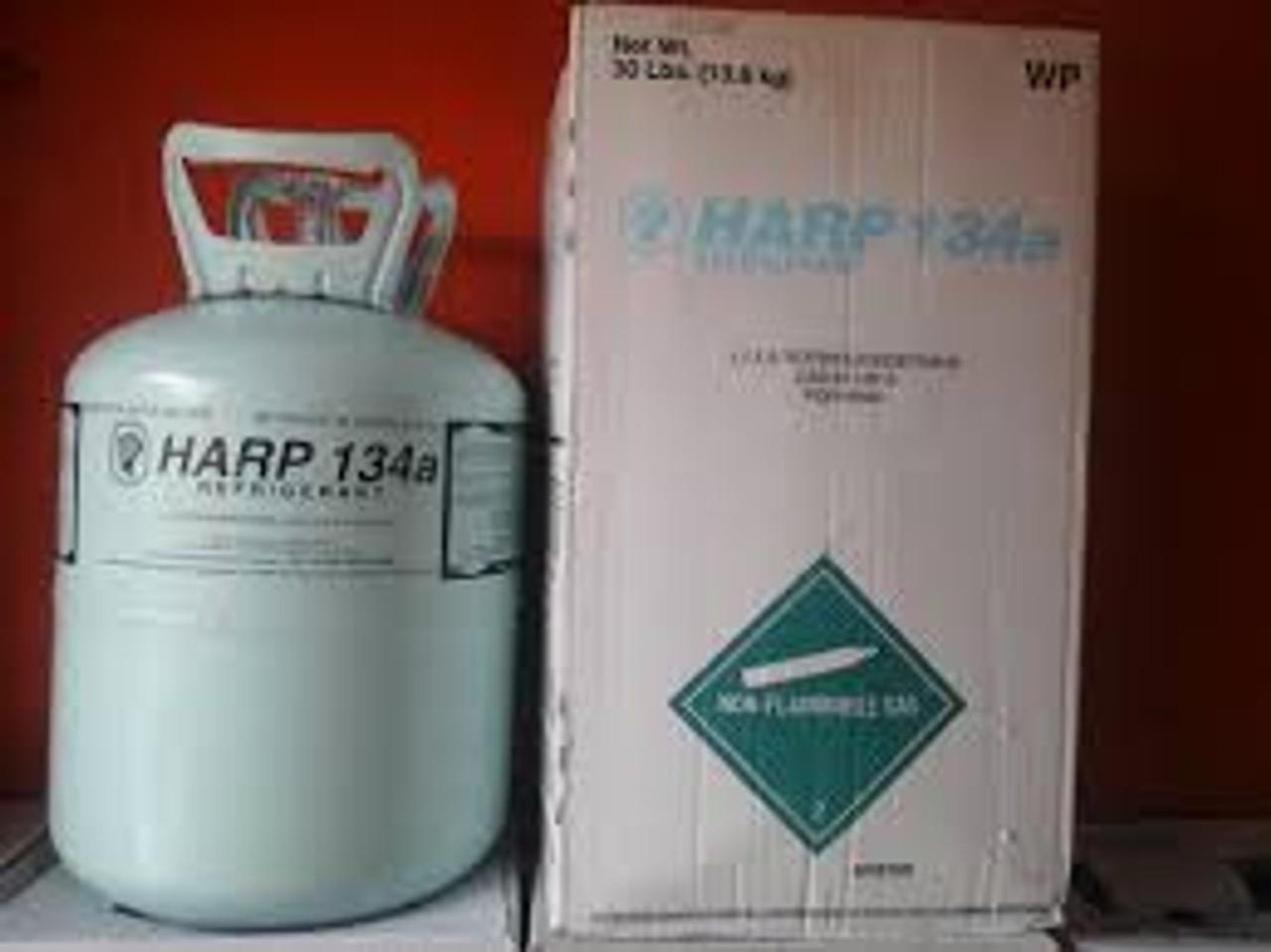 Harp refrigerant Gas 134A