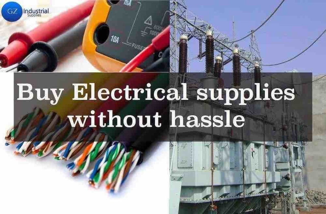 Buy All Electrical Supplies Online Gz Industrial Supplies Nigeria