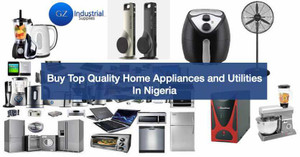 Home appliances and utilities