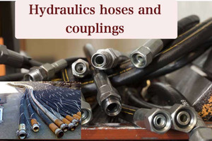 hydraulics hoses and couplings