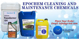 Epochem Cleaning and Maintenance Chemicals