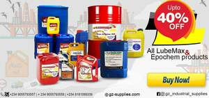 Lubes and Chemicals