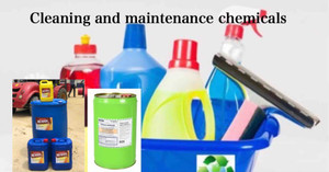 Cleaning  chemicals
