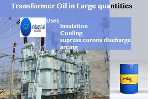 Transformer Oil in Nigeria