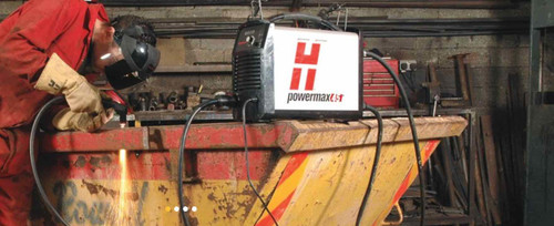 HYPERTHERM Powermax 45 AIR PLASMA CUTTING MACHINE marine operations