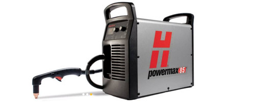HYPERTHERM POWERMAX 85 AIR PLASMA CUTTING MACHINE