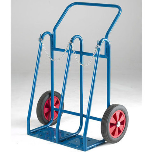 Hellog Oxygen and Acetylene cylinder trolley