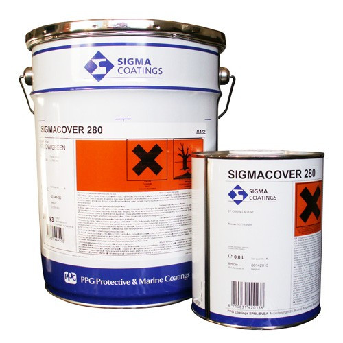 Sigmacover 280 Sigma Marine paint Send email to info@gz-ind.com for price